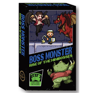 Brotherwise Games Boss Monster: Rise of the Minibosses Expansion