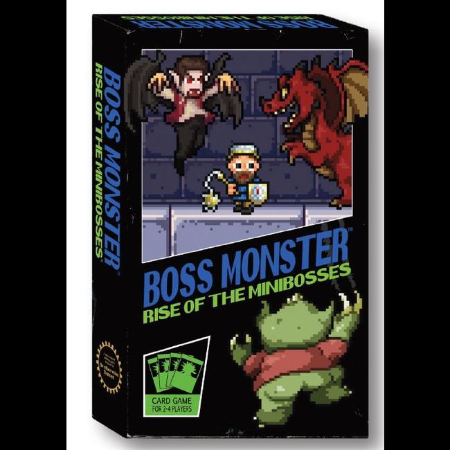 Boss Monster: Rise of the Minibosses Expansion