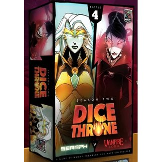 Roxley Dice Throne Season Two Seraph V Vampire Lord