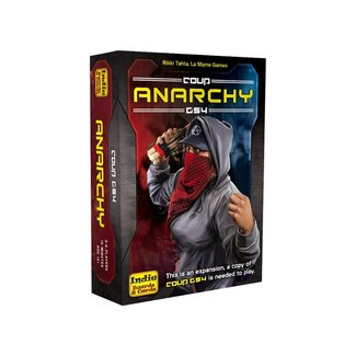 Indie Boards & Cards Coup Rebellion G54: Anarchy