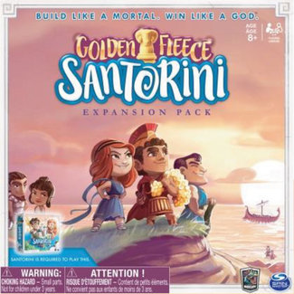 Spinmaster Santorini Golden Fleece Expansion