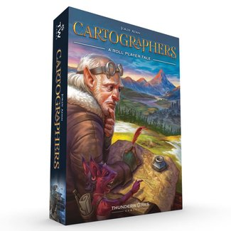 Thunderwork Games Cartographers: A Roll Player Tale