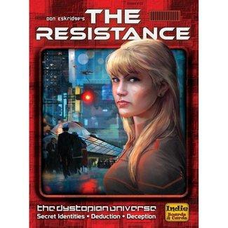 Indie Boards & Cards Resistance
