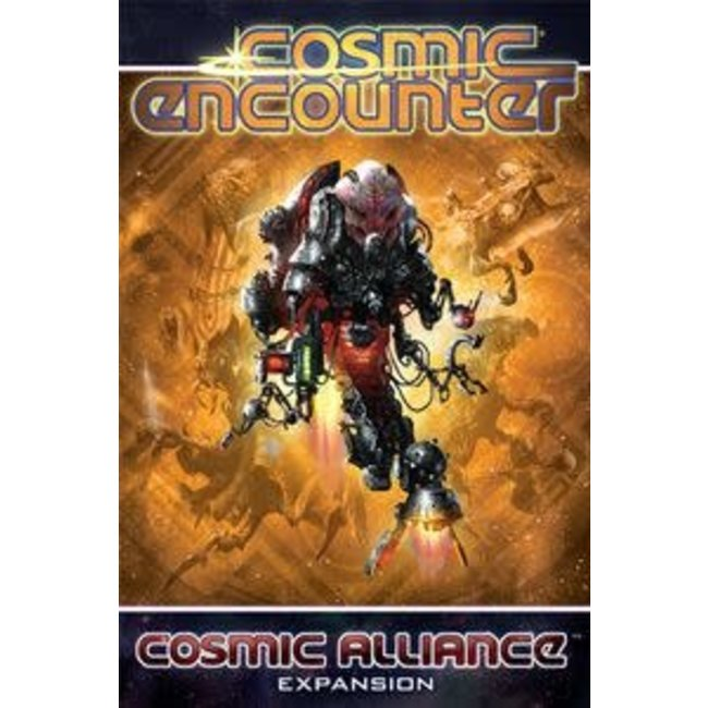 Fantasy Flight Games Cosmic Encounter: Cosmic Alliance