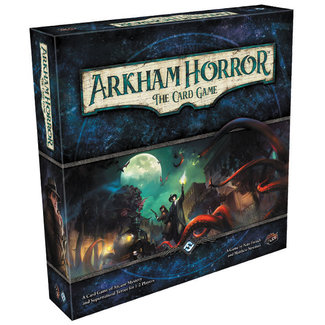 Fantasy Flight Games Arkham Horror LCG: Core Set (Card Game)