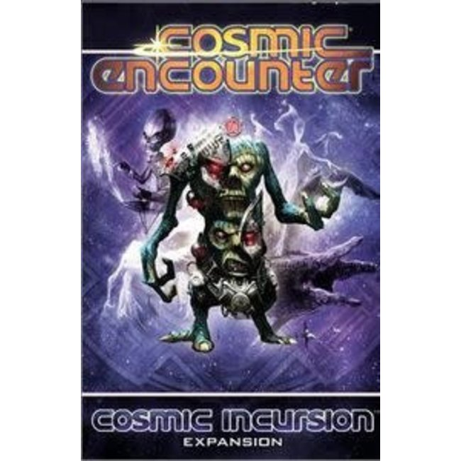 Fantasy Flight Games Cosmic Incursion