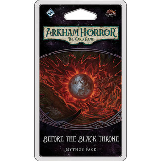 Fantasy Flight Games Arkham Horror LCG: Before the Black Throne