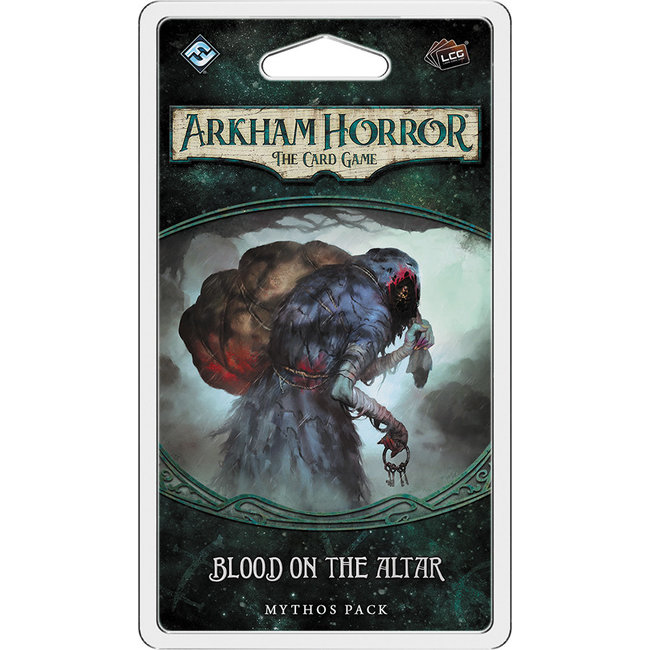 Arkham Horror LCG: Blood on the Altar