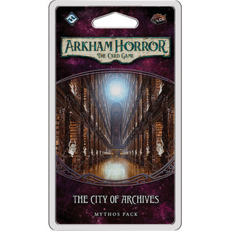 Fantasy Flight Games Arkham Horror LCG: City of Archives