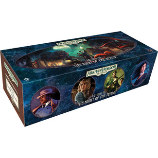Fantasy Flight Games Arkham Horror LCG: Return to the Night of the Zealot