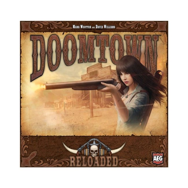 Alderac Entertainment Group (AEG) Doomtown