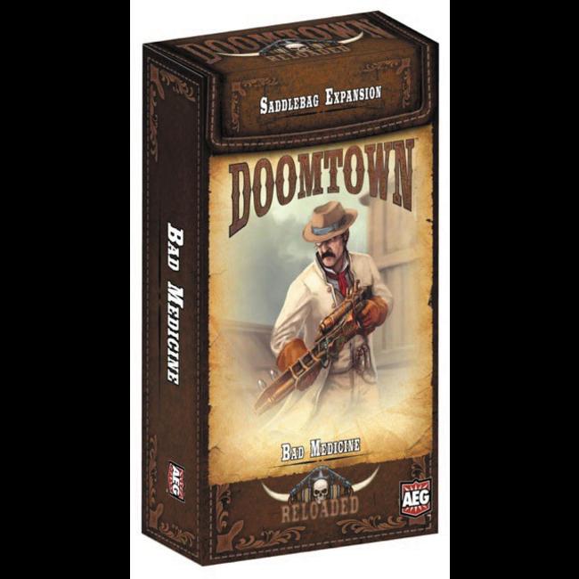 Doomtown: Bad Medicine Saddlebag