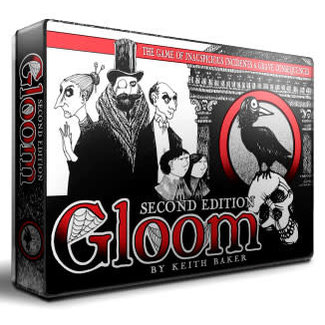 Atlas Games Gloom - 2nd Edition