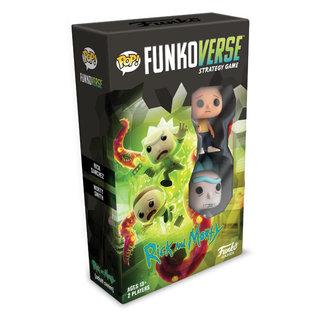 Funko Games POP! Funkoverse Rick & Morty 101 Expandalone