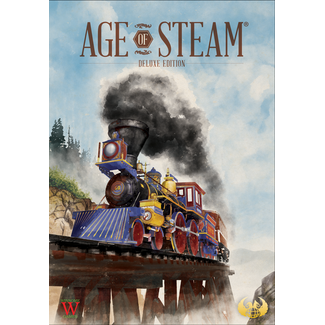 Eagle-Gryphon Games Age of Steam Deluxe