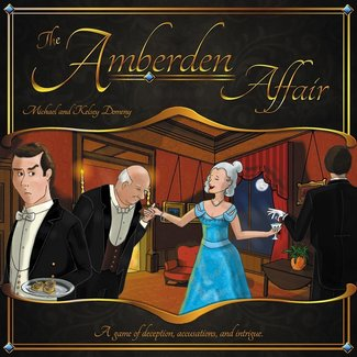 Two Penny Games Amberden Affair