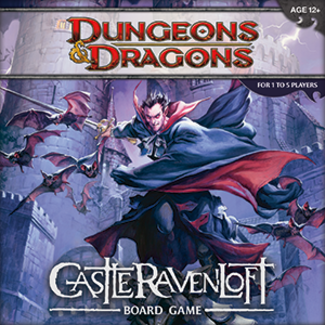 Wizards of the Coast D&D Castle Ravenloft