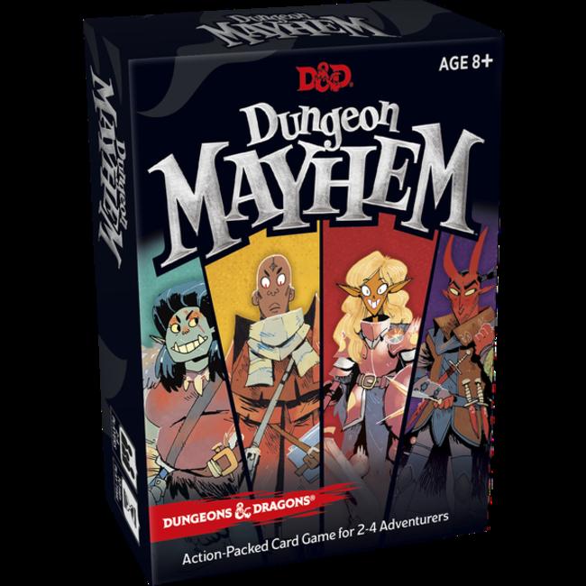 Wizards of the Coast D&D Dungeon Mayhem