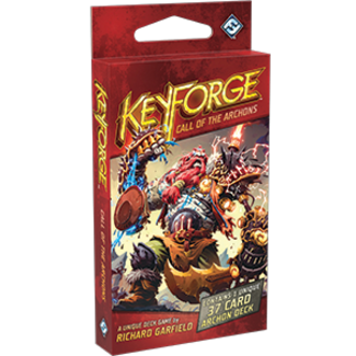 Fantasy Flight Games KeyForge: Call of the Archons