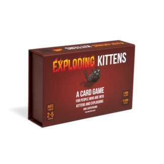 Exploding Kittens LLC Exploding Kittens First Edition