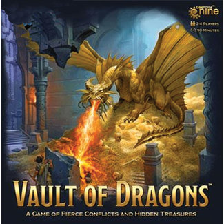 Gale Force 9 D&D Vault of Dragons