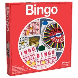 Pressman Bingo (Red Box)