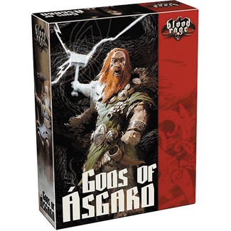 CMON Inc. Blood Rage: Gods of Asgard Expansion