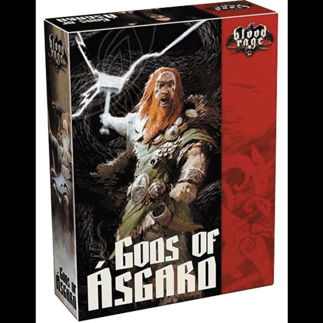 Blood Rage: Gods of Asgard Expansion