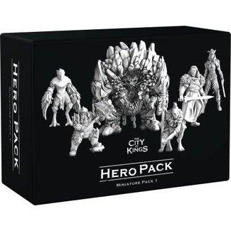 City of Games City of Kings: Hero Pack