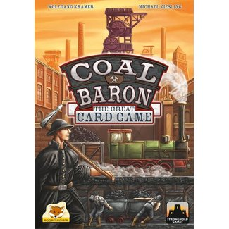 Stronghold Games Coal Baron: The Great Card Game