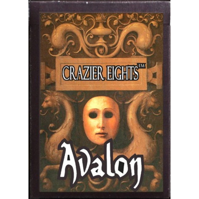 Recoculous Games Crazier Eights: Avalon