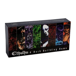 Wyvern Gaming Cthulhu Deck Building Game