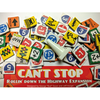 Eagle-Gryphon Games Can't Stop: Rollin Down the Highway Expansion