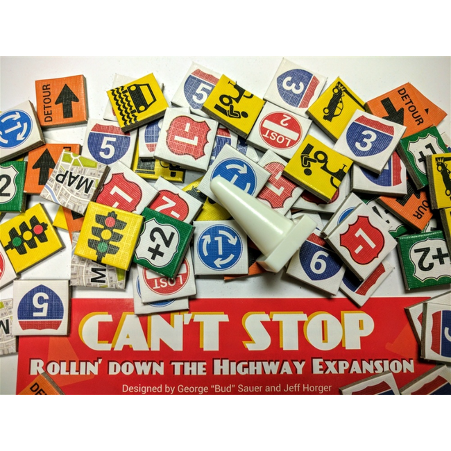Can't Stop: Rollin Down the Highway Expansion