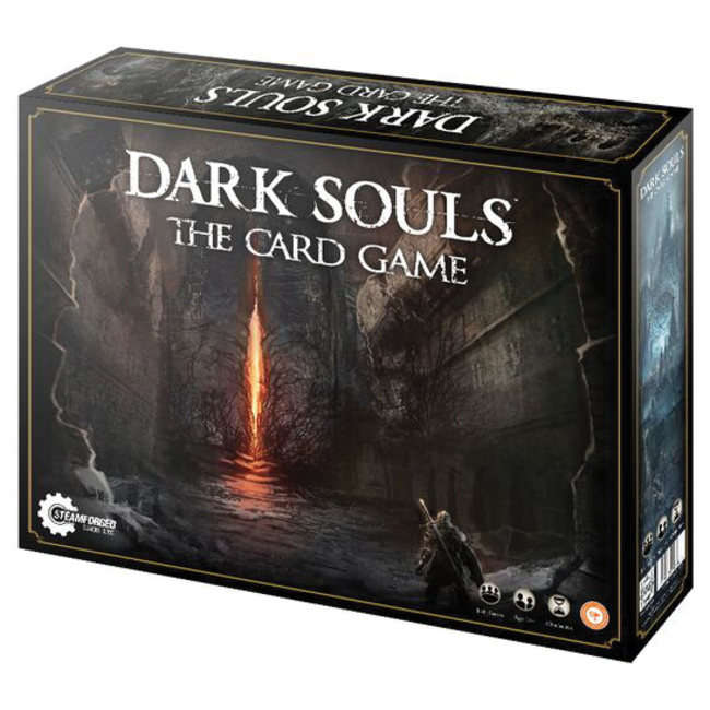 Steamforged Games Dark Souls Card Game