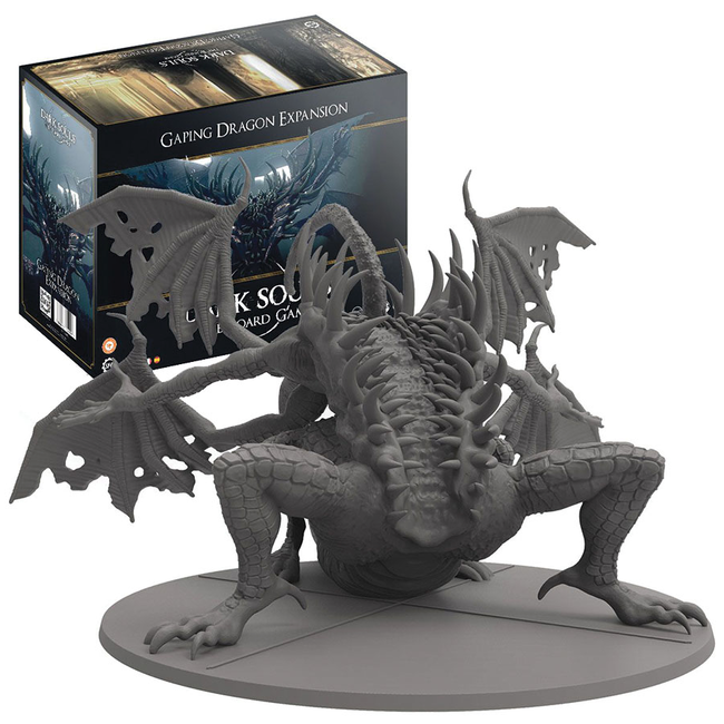 Steamforged Games Dark Souls: Gaping Dragon Expansion