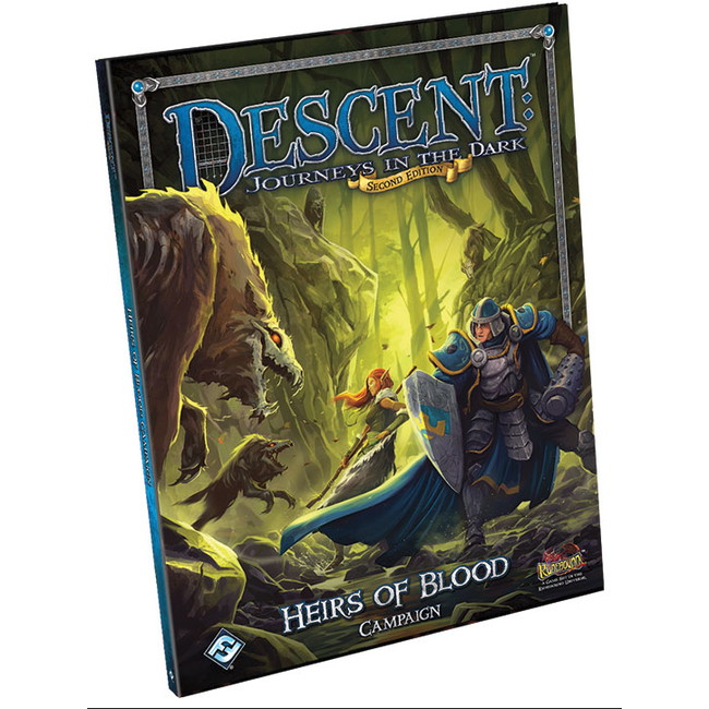 Descent: Journeys in the Dark - Heirs of Blood Campaign