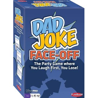 Playroom entertainment Dad Joke Face-Off