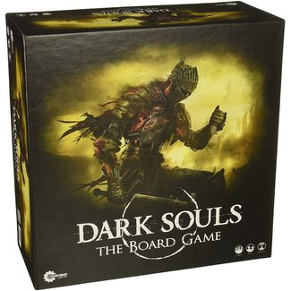 Steamforged Games Dark Souls: The Board Game
