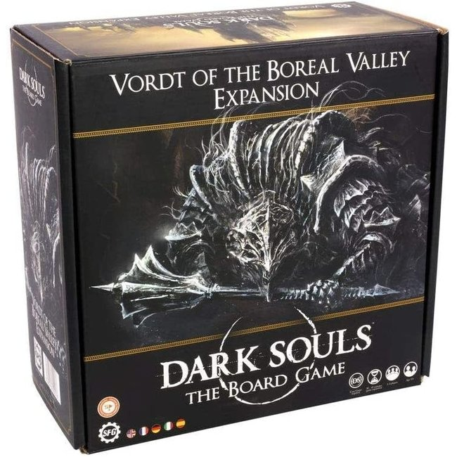 Steamforged Games Dark Souls: Vordt of the Boreal Valley Expansion