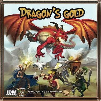 IDW Games Dragon's Gold