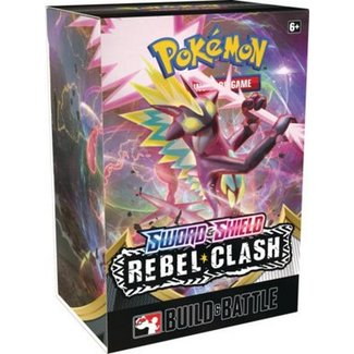 Pokemon Pokemon Rebel Clash Build & Battle