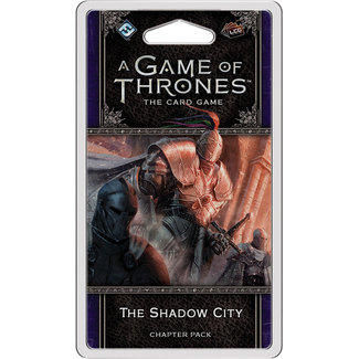 Fantasy Flight Games A Game of Thrones: The Card Game (Second Edition) – The Shadow City
