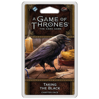 Fantasy Flight Games A Game of Thrones: The Card Game (Second edition) – Taking the Black