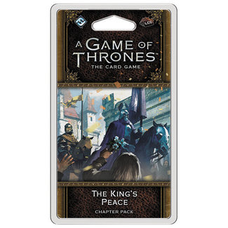 Fantasy Flight Games A Game of Thrones: The Card Game (Second Edition) – The King's Peace