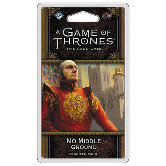 Fantasy Flight Games A Game of Thrones: The Card Game (Second Edition) – No Middle Ground