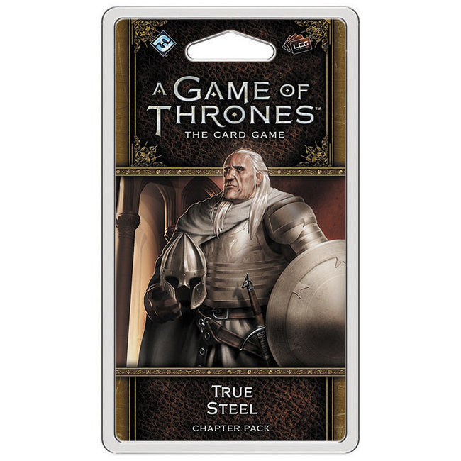 Fantasy Flight Games A Game of Thrones: The Card Game (Second Edition) – True Steel