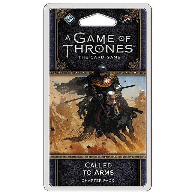 Fantasy Flight Games Game of Thrones LCG: Called to Arms Chapter Pack