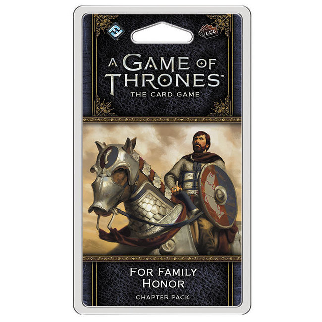 Fantasy Flight Games A Game of Thrones: The Card Game (Second Edition)