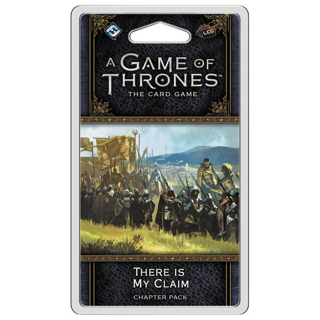 Fantasy Flight Games A Game of Thrones: The Card Game (Second Edition) – There is My Claim